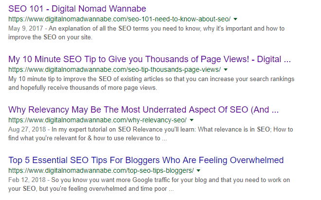 optimise page titles for increaed traffic in an seo audit