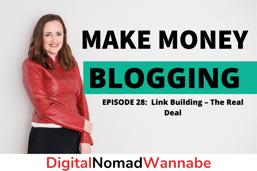 Link Building – The Real Deal